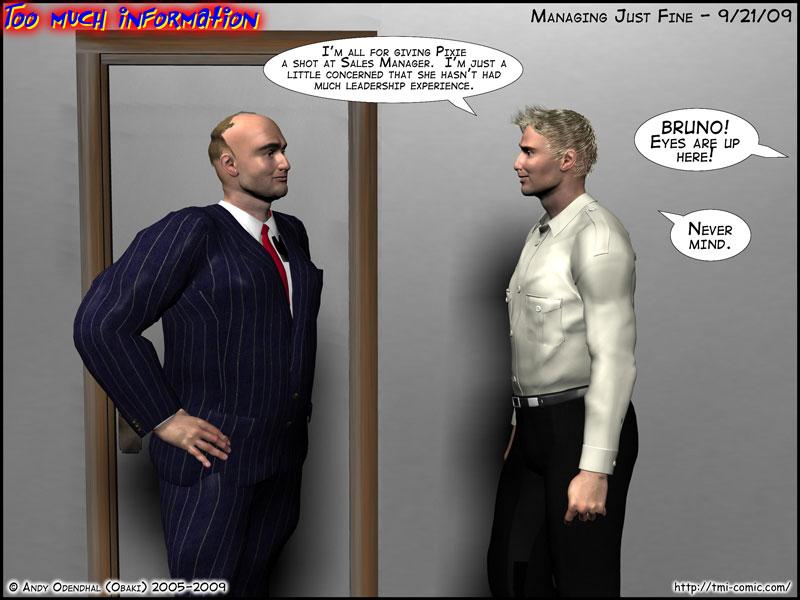Managing Just Fine