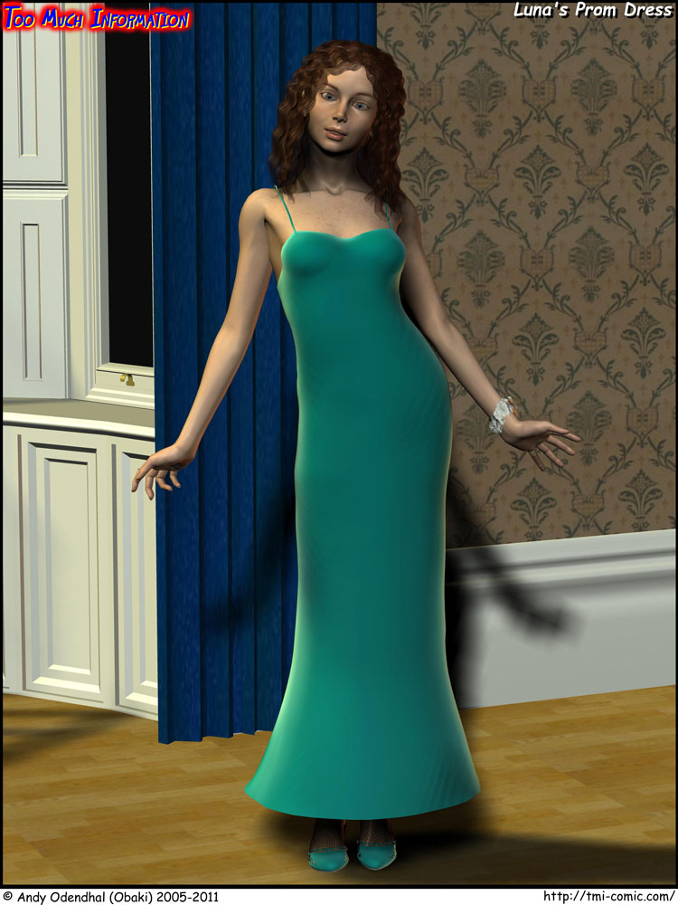 Lunas Prom Dress