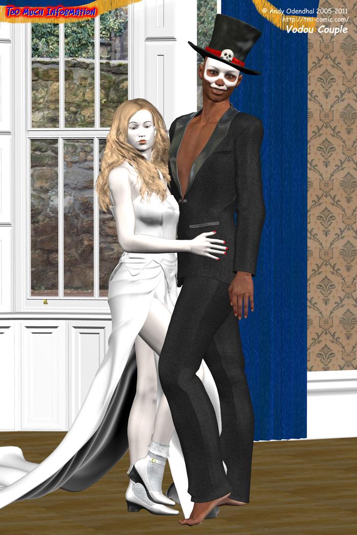 Vodou Couple