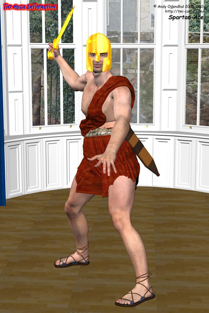 Spartan Ace