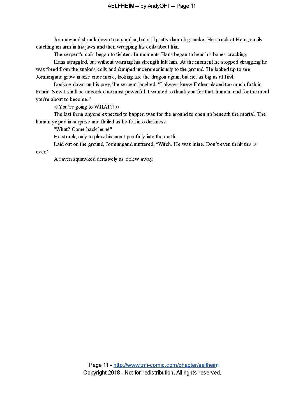 Aelfheim – page 11