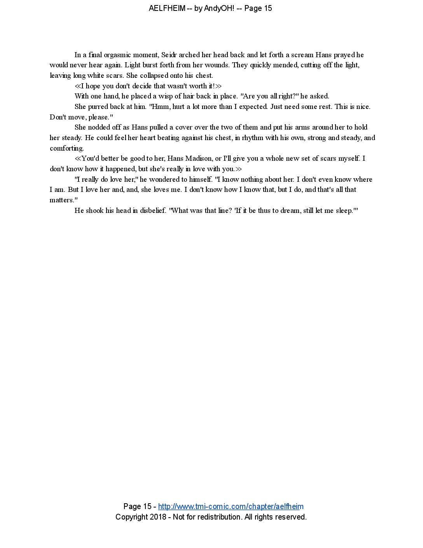 Aelfheim – page 15