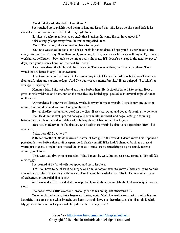 Aelfheim – page 17