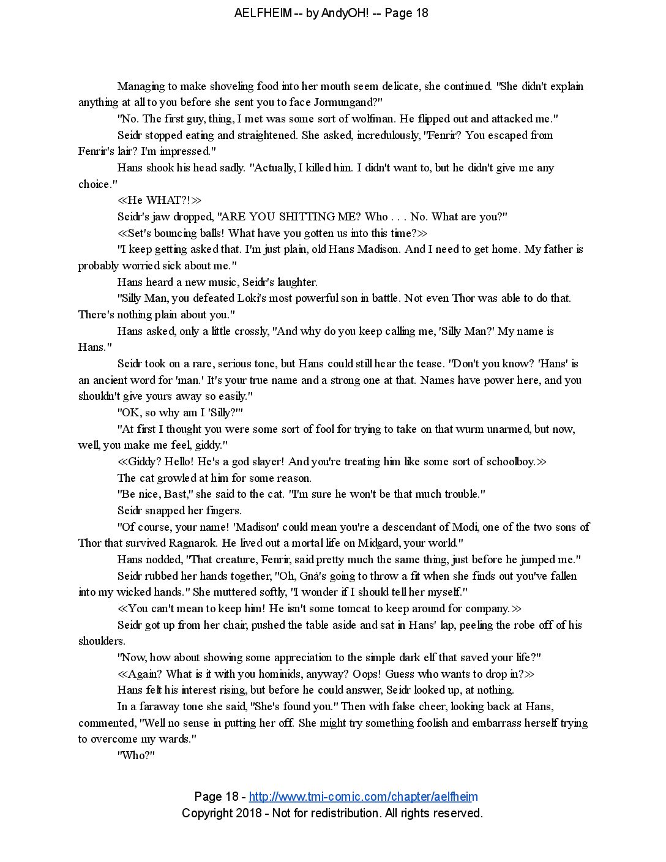 Aelfheim – page 18