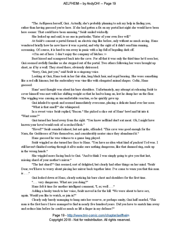 Aelfheim – page 19