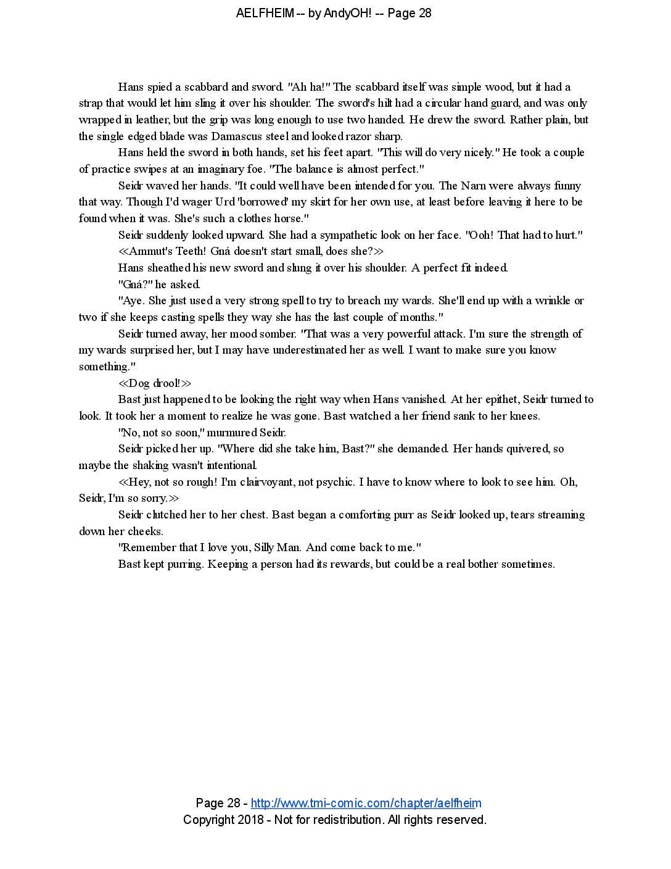 Aelfheim – page 28